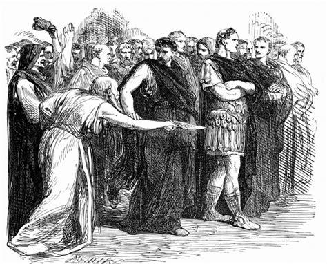 theme of julius caesar act 2 scene 2 julius caeser