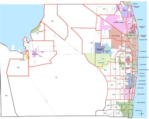 Records Palm County Florida Zip Code Map Of Palm County Zip Code Map