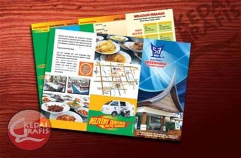 membuat brosur rumah makan brosur rumah makan murah di jogja buat brosur