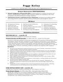 recruitment manager resume sle recruitment manager