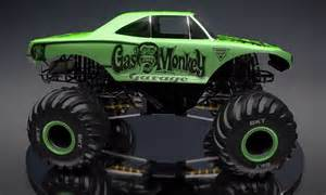 Gas Monkey Truck Wheels Gas Monkey Garage 174 Jam 174 Truck To Debut In 2016