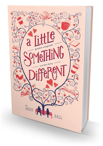 a little something different review a little something different by sandy hall xpresso reads