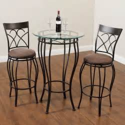 Pub Bistro Table Sets Alcott Hill Wellington 3 Pub Table Set Reviews Wayfair