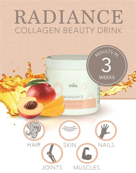 Radiance Collagen m lis radiance drink collagen alternative health