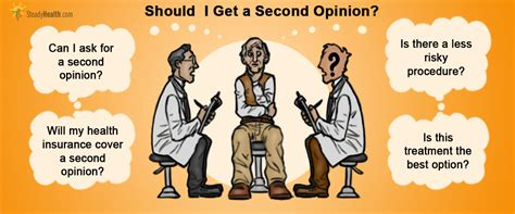 should i get a second should you get a second opinion healthy living articles well being center