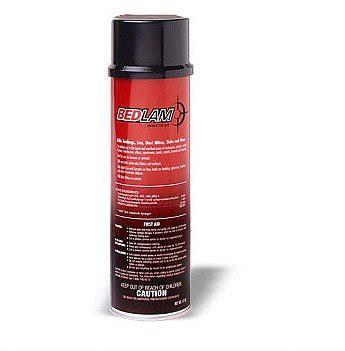 bedlam bed bug spray delivers professional strength  easy   aerosol bottle