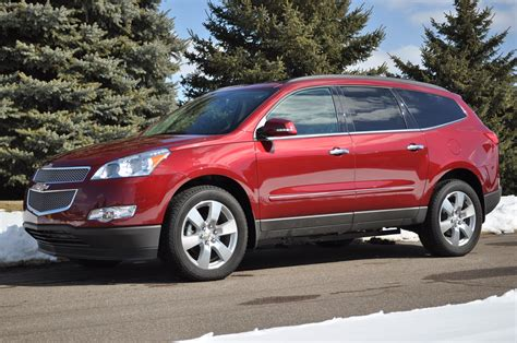 187 review 2011 chevrolet traverse awd ltz