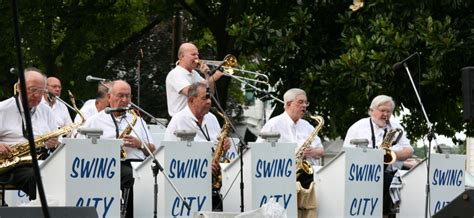swing city big band swing city delmarva s big band to perform in