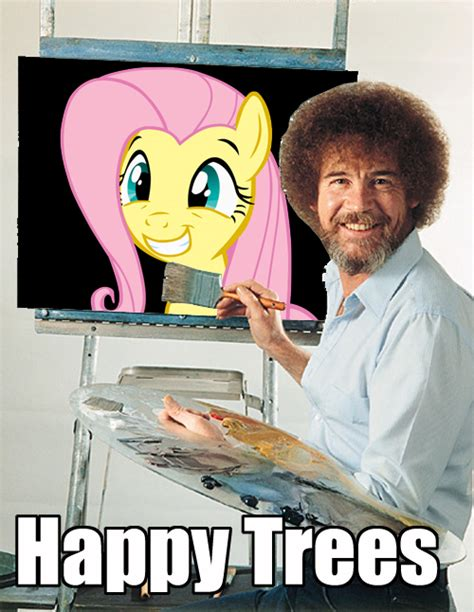 bob ross painting photoshop image 207496 photoshop bob ross your meme