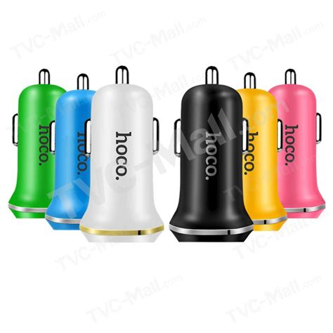 Hoco Z2 Usb Car Charger 1 Port 1 5a Murah hoco z1 car charger dual usb ports with micro usb cable