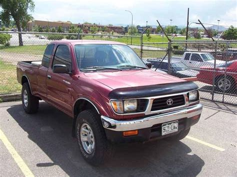 service manual 1995 toyota tacoma free online manual buy used 1995 4x4 4wd 5 speed manual