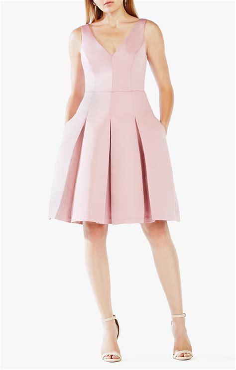 the dress tilldah pleated dress