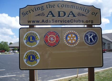 ada service clubs home