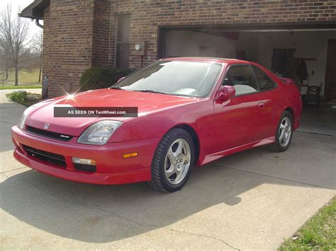 Honda Prelude Sh by 2000 Honda Prelude Type Sh Coupe 2 Door 2 2l