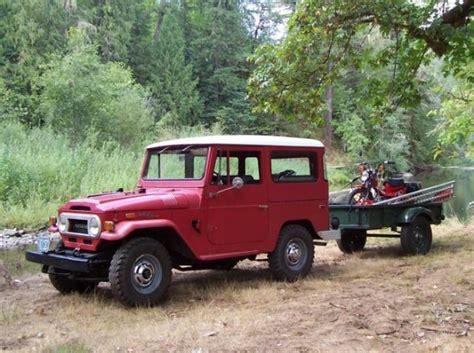 1970 Toyota Land Cruiser Preserved Original 1970 Toyota Land Cruiser Fj40 Bring