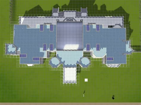 Mod The Sims A Medieval Renaissance City Test Version Sims 3 Castle Floor Plans