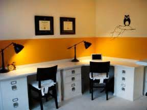 Home Office Colors by 30 Office Design Ideas Bringing Optimism With Orange Color