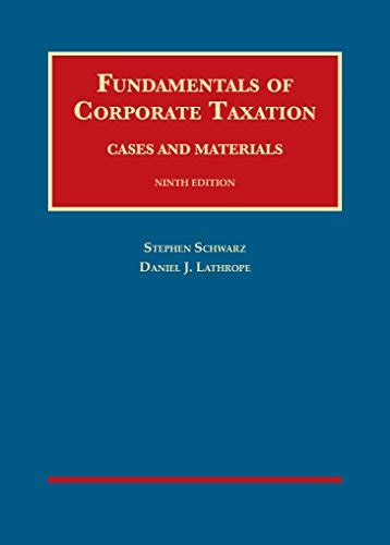 fundamentals of taxation 2018 ed 11e books 1634596021 fundamentals of corporate taxation