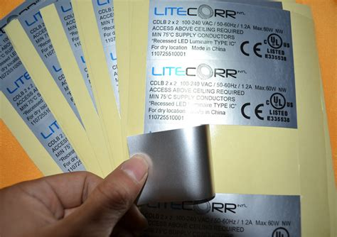 printable foil sticker paper foil sticker printing silver paper foil self adhesive