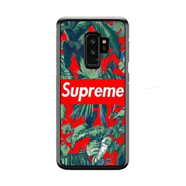 jual cococase supreme wallpaper x6025 casing for samsung galaxy s9 plus harga