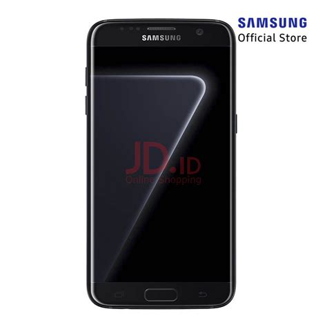 Samsung Galaxy S7 Edge 128gb Absolute Black Resmi Sein jual samsung galaxy s7 edge 128gb black pearl jd id