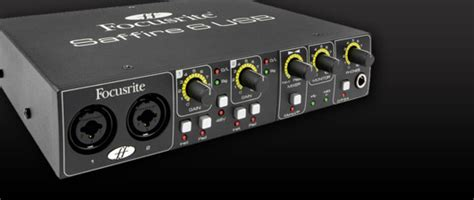 Sound Card Focusrite Saffire 6 Usb 5 best dj audio interfaces juno plus