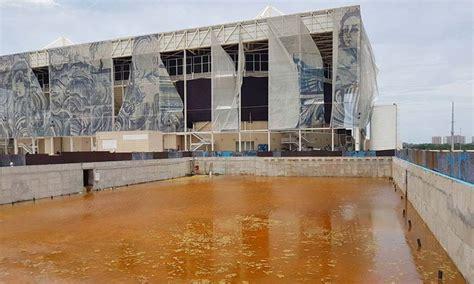 rio olympic venues now so heruntergekommen sind die olympia st 228 tten aus rio bereits