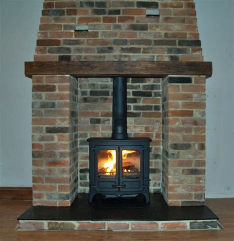 Reclaimed Brick Fireplace by 17 Best Images About Brick Fireplaces On Wood