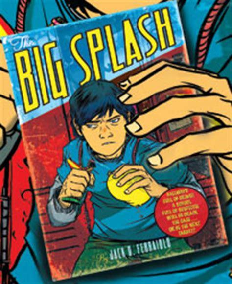 the book splash horror story books the big splash by d ferraiolo available wherever