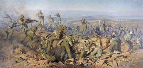 a gallipoli gallipoli a hill far new zealand geographic
