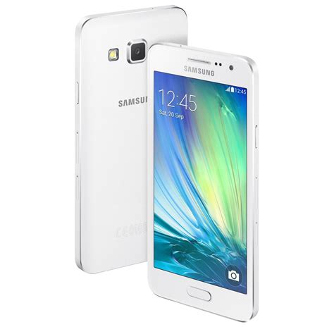 Samsung A3 White Samsung Galaxy A3 16gb Lte White Buy In South