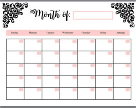fill in calendar template common worksheets 187 printable number fill ins preschool