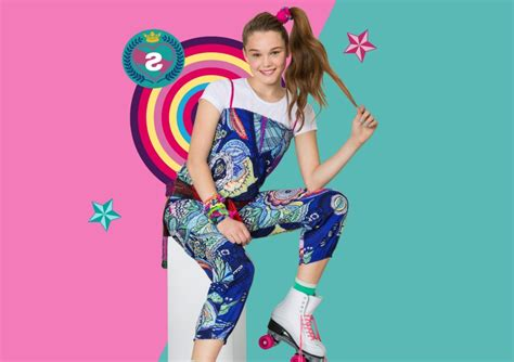 soi luna soy luna gets you skating desigual mag fashion news