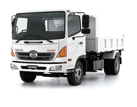 hino  fc compact dump trucks  sale