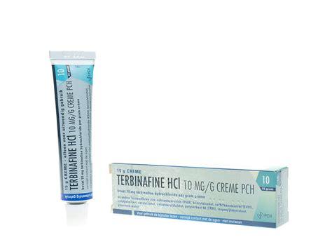 Pch G - terbinafine pch creme 10mg g