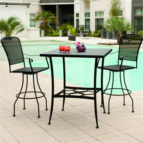 Bar Height Patio Furniture Clearance Patio Bar Sets Clearance Style Pixelmari