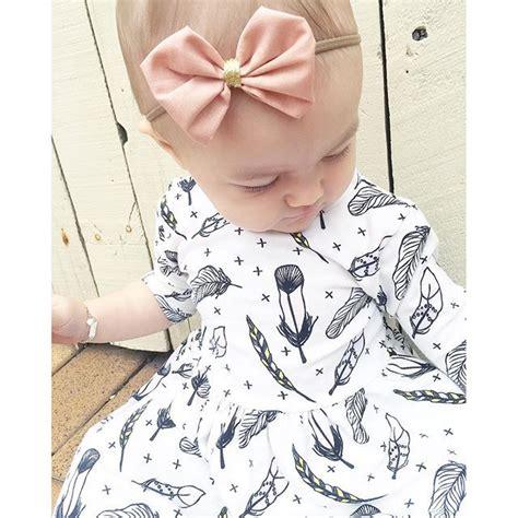 Sleeve Dres Motif Kelinci Lucu Banget retail 2016 new summer ᗚ baby baby clothes white