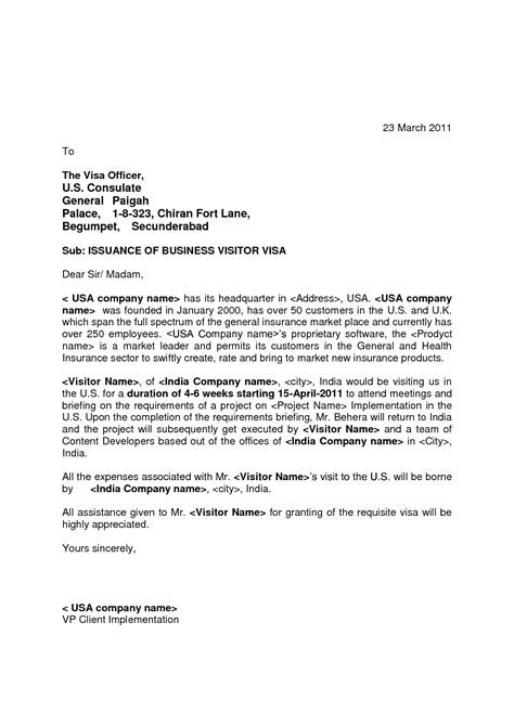 Employment Letter For Visitor Visa Canada Letter Of Explanation Canada Tourist Visa Sle Sle Invitation Letter For Schengen Visitor