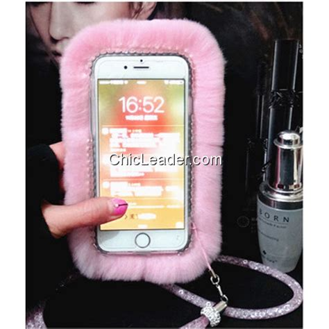 Best Squishy Iphone 7 Soft Motif Timbul Panda Rabbit Cat Cloud kawaii panda fuzzy soft rabbit fur for iphone 8 plus 7 plus 5 5 inch chicleader