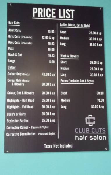 haircuts in georgetown ontario club cuts hair salon opening hours 14 378 mountainview