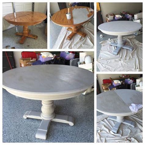 grey wash dining table grey wash pedestal dining table with sloan chalk