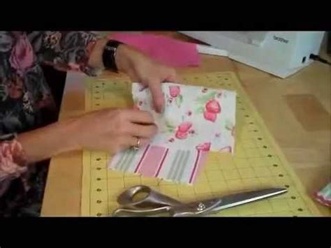 youtube tutorial sewing cup cake hand warmer sewing tutorial by debbie shore youtube
