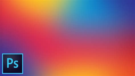colorful background images create smooth colorful backgrounds photoshop tutorial