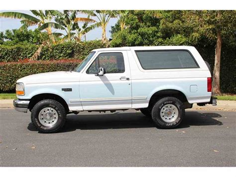 airbag deployment 1986 ford bronco ii transmission control service manual car maintenance manuals 1991 ford bronco transmission control purchase used