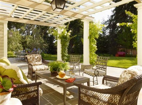 Pergola Decor by Shaded To Perfection Elegant Pergola Designs For The