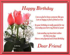 happy birthday cards for friends happy birthday dear friend free for your friends ecards