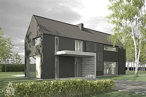 contemporary barn house plans modern barn plans house home pinterest