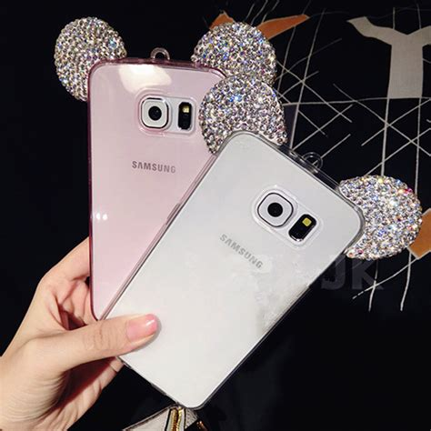 Samsung J120 J1 2016 3d Mickey Mouse Ear Cover Casing Iring Bagus buy wholesale mickey mouse samsung from china