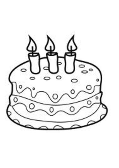 coloring pages cake with candles 84 best images about cake coloring pages on pinterest