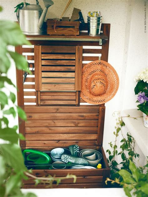 applaro storage bench applaro bench from ikea outdoor ideas garden ideas